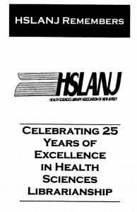 HSLANJ Remembers 25th