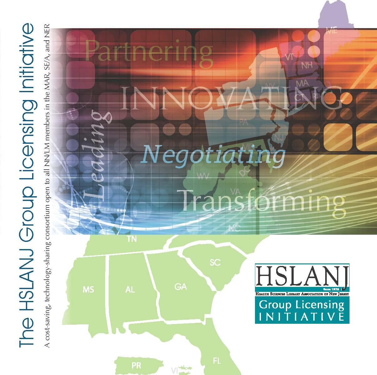 Partnership Between HSLANJ GLI and NN/LM NER Set for Spring 2017