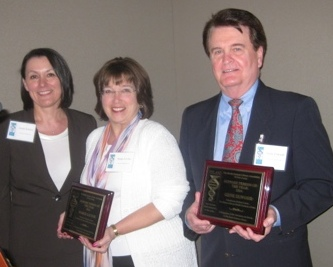 HSLANJ Honors Library Support Persons of the Year