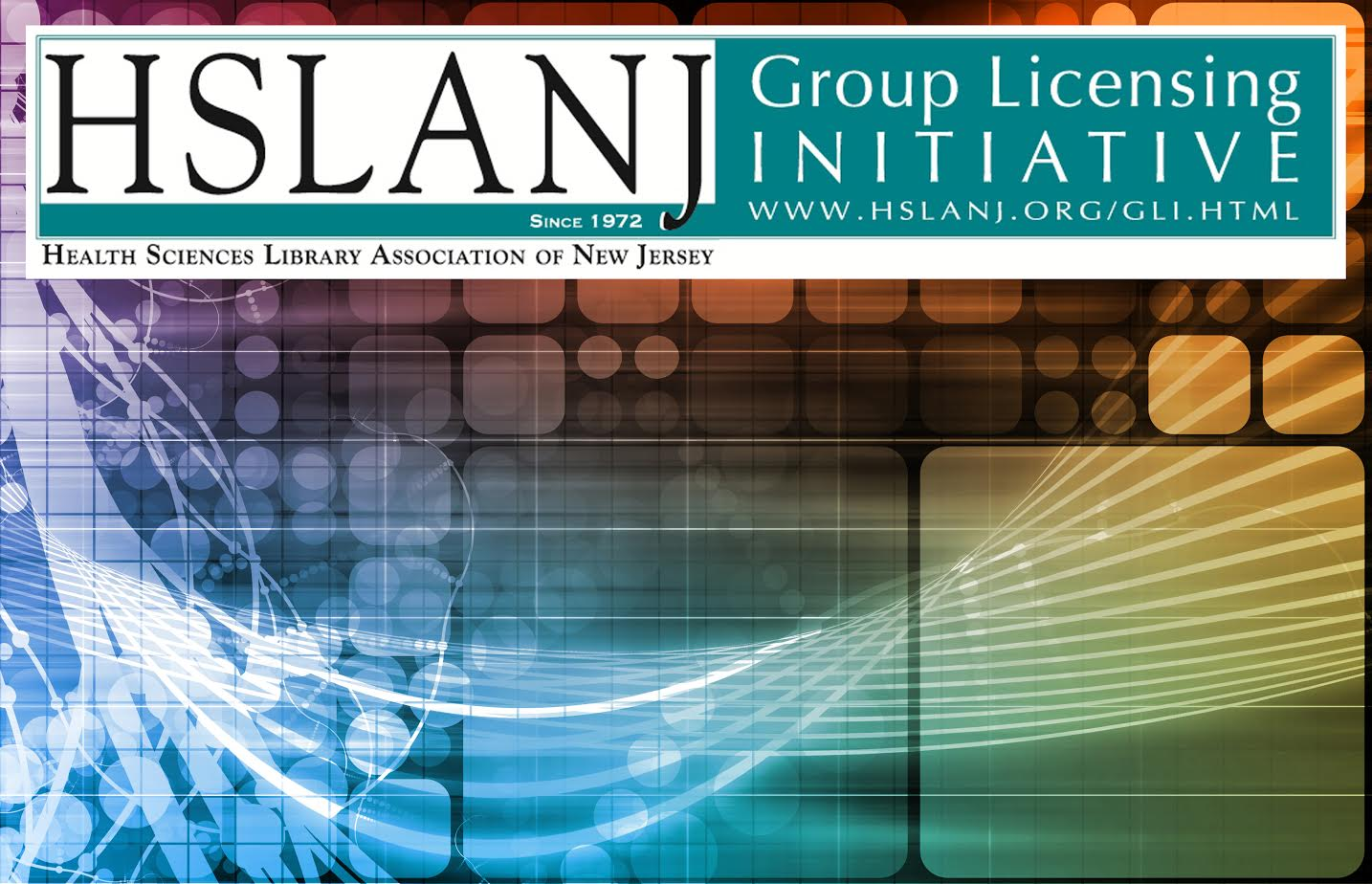 Coming Soon: The HSLANJ Group Licensing Initiative's Fall Offer!