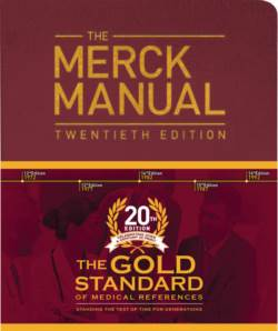 Merck Manual 20th Edition: Back by Popular Demand